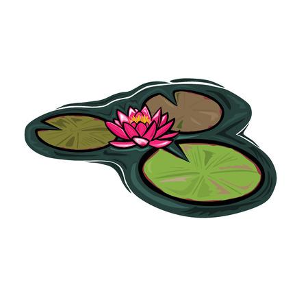 water lilies: Nen�fares