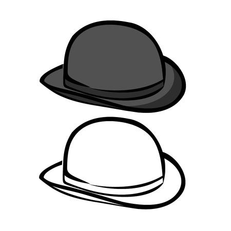 sophistication: Bowler Hat