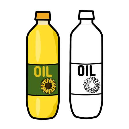 dekor: Oil Bottle