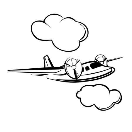 propeller: Propeller Airplane