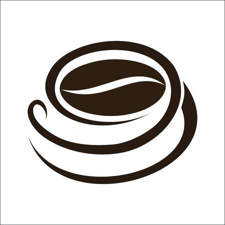 コーヒーカップ: コーヒー カップのシンボル