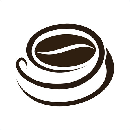 Coffee cup symbol