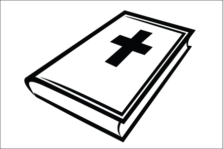 the beginnings: Holy bible Illustration