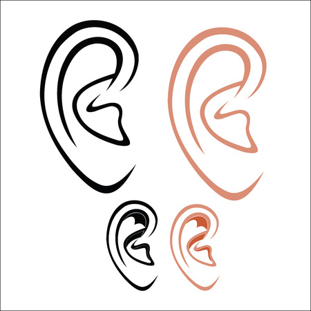 perceive: Human ear
