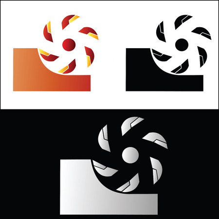 metalworking: Metalworking symbol 2