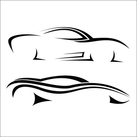 Car symbol Çizim