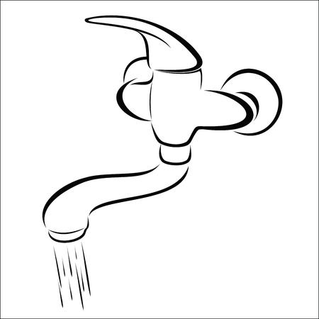 taps: Bathroom taps