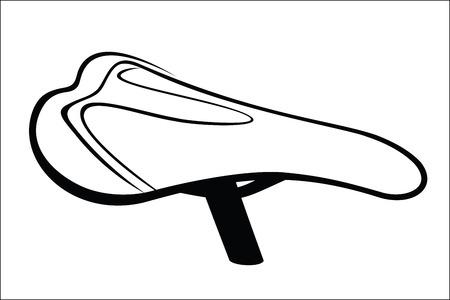 ergonomie: Bike Saddle sketch