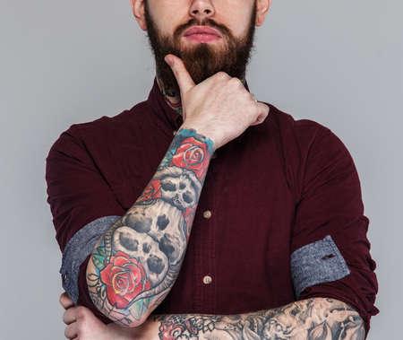 tattoed: