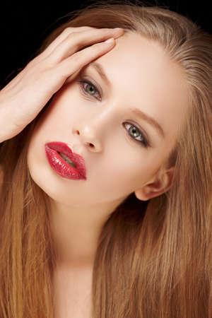 Hairy lips