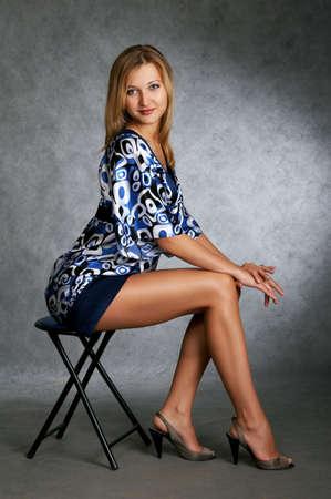 high society: Class act high society woman Stock Photo