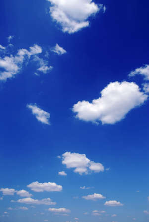 Sky full of small clouds - bright natural texture Stock Photo - 5420866