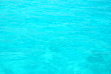 tranquil: Beautiful turquoise clear water of a tropical sea - background