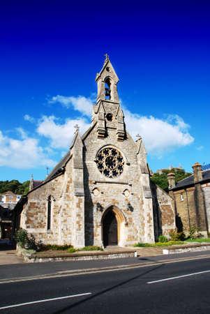 canterbury: �glise de saint Paul � Canterbury, Kent - Grande-Bretagne Banque d'images