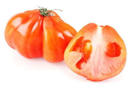 """coeur: Heel bijzonder tomaat """"Coeur de Boeuf"""""""
