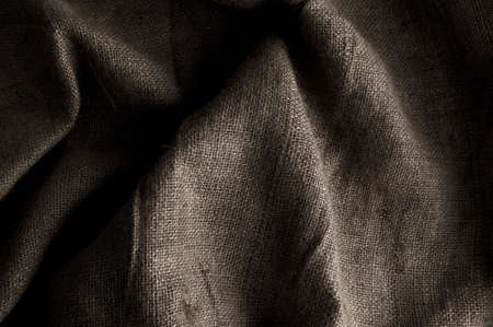 dimly: Scary dimly lit gunny cloth - good for some grungy backgrounds