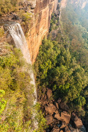 fitzroy: Fitzroy Falls in the Morton National Park. New South Wales. Australia