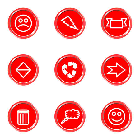 Glossy icons set 12 (see other in my portfolio).