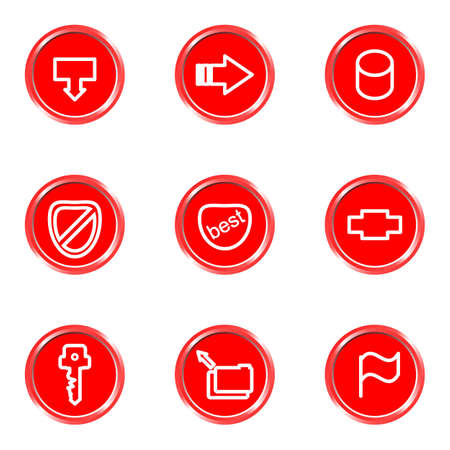 Glossy icons set 20 (see other in my portfolio).