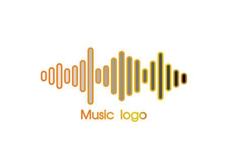 Music wave logo.