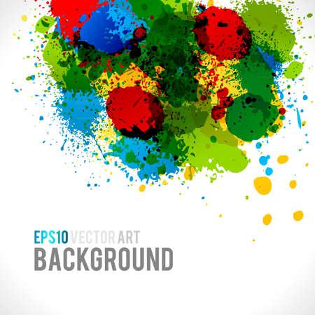 Vector Art Background Illustration