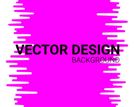 Abstract vintage backgrounds with dynamic color rounded shapes. Vector illustration in rounded lines halftone style. Horizontal Element for design poster, flyer, banner or cover 矢量图像