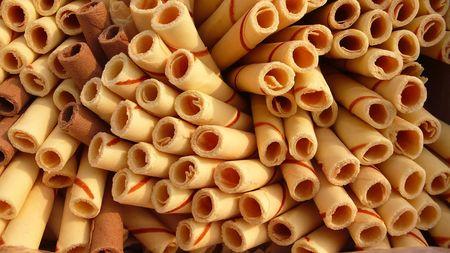 cylindrical: Alimentari - uovo rotoli cilindriche - Dorgan