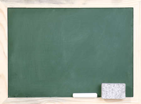 blank blackboard  photo