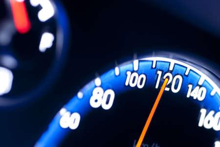 Car instrument panel  photo