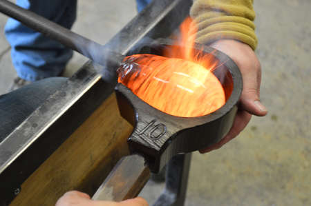 Glass Blowing photo