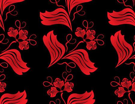 tile able: floral seamless pattern per il vostro progetto