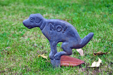environmental safety: No dog fouling sign