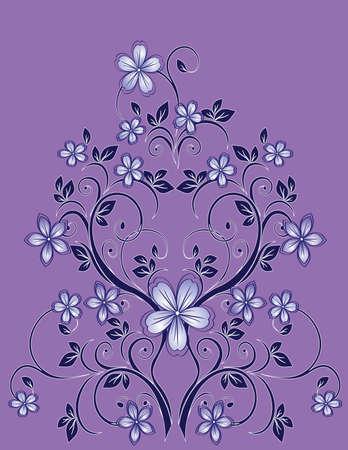 Floral decor Stock Vector - 7724961