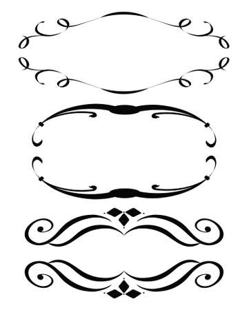 vector design elements  Vector