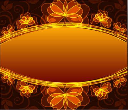 floral pattern. eps10