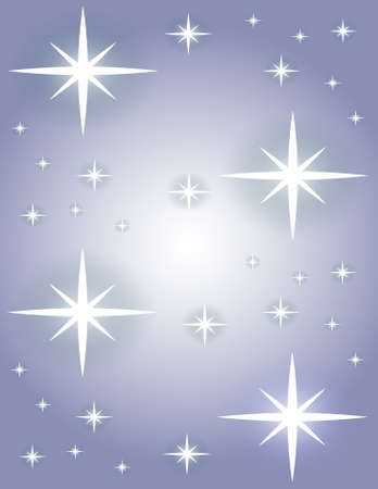ine:  Abstract star background