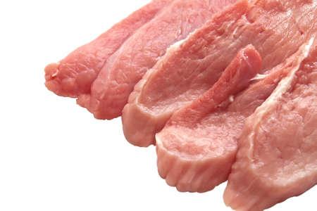 Fresh, raw meat Stock Photo - 8980467