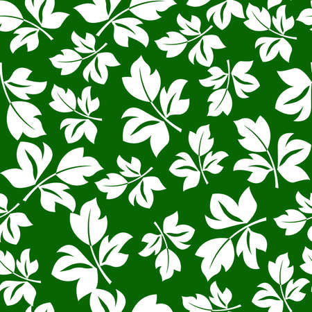 floral seamless pattern for your design  Vector