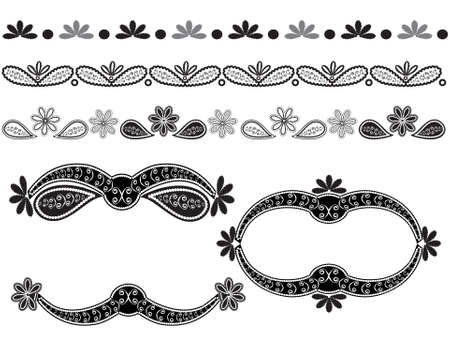 vector design elements Ilustrace