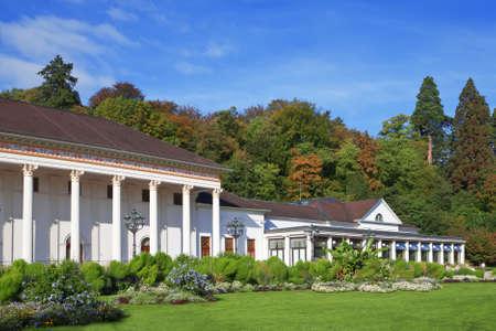 Casino Baden-Baden. Europe, Germany.  Banque d'images