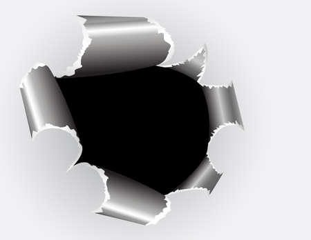 Torn paper. Imagens - 11133584