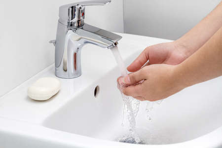 anti bacterial: handwashing