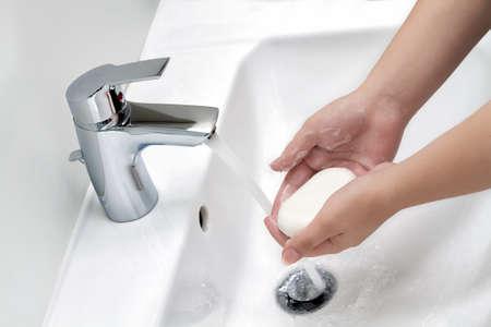 lavamanos: lavado de manos