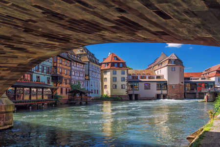 Strasbourg  District  little France  Frantsiya Evropa  photo