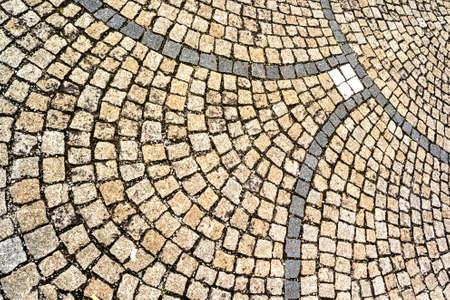 cobblestone: Abstract texture of cobblestone