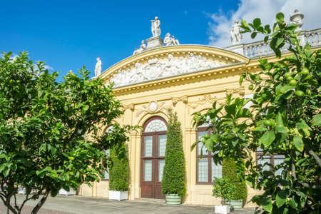 hessen: View of Kassel Orangerie