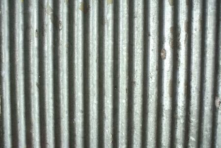 corrugated steel: Corrugated metal texture