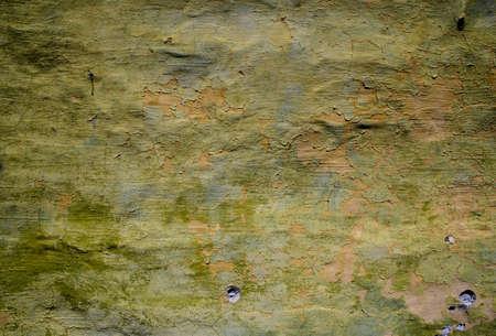 grungy: Grungy wall interior