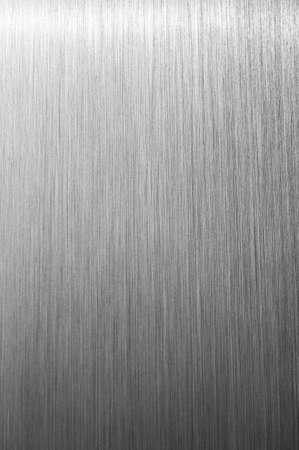 Brushed metal background texture photo