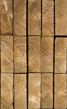 2x4 wood: Stack of wood planks textures Stock Photo
